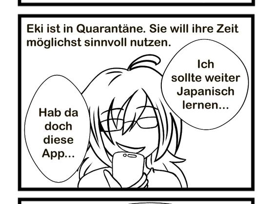 Eki's Lockdown Manga Nr. 19