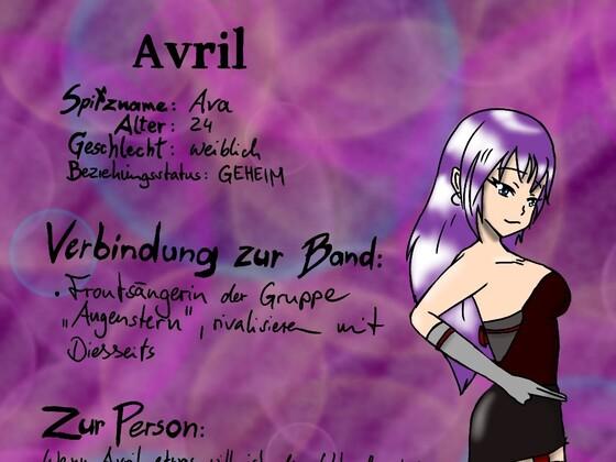 Avril - Steckbrief