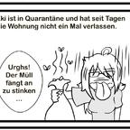 Eki's Lockdown Manga Nr. 13