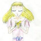 Mädchen mit Stern