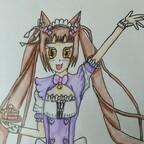 Maid-Catgirl