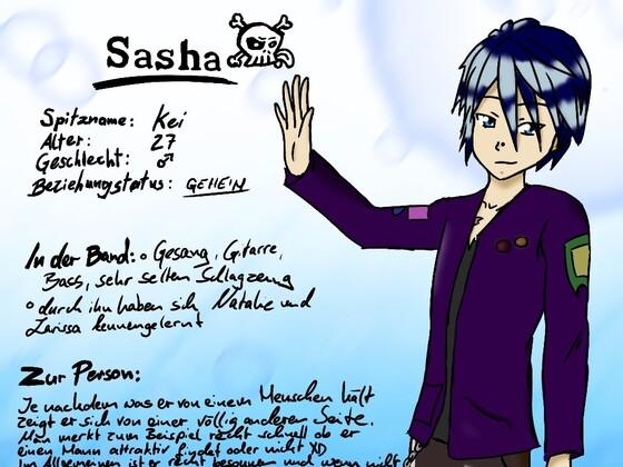 Sasha - Steckbrief