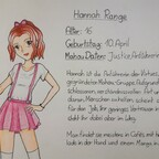 Hannahs Steckbrief