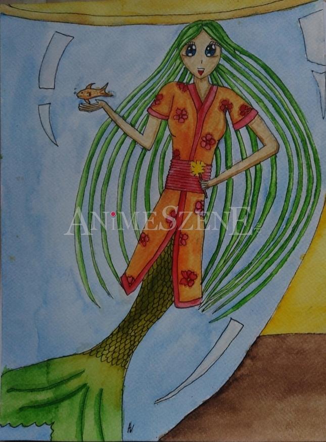 Farbenfrohes Sommerend-Festival im Fischglas