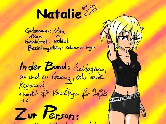 Natalie - Steckbrief