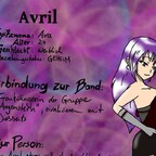 Avril - Steckbrief