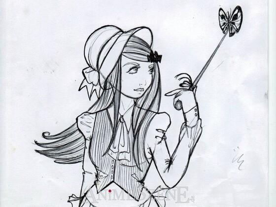 Schmetterlingthing