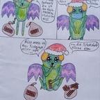 Das Schokimonster - Corona-Weihnachten