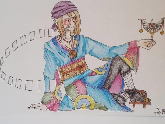 Mononoke - Kusuriuri (Medizinverkäufer)