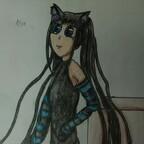 Gothik-Catgirl
