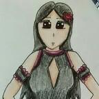 Gothik-Girl