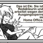 Eki's Lockdown Manga Nr. 01
