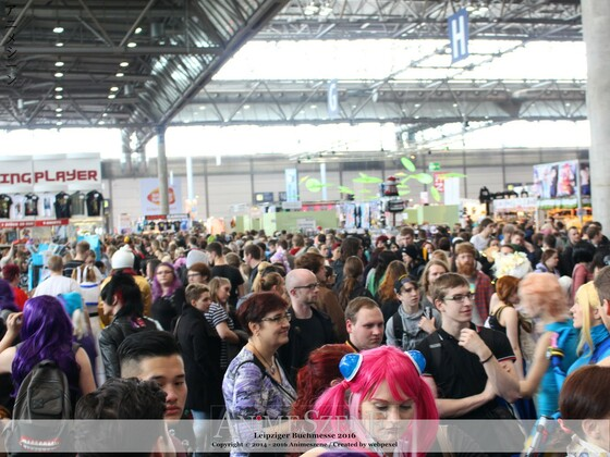Schnappschüsse von der Leipziger Buchmesse 2016