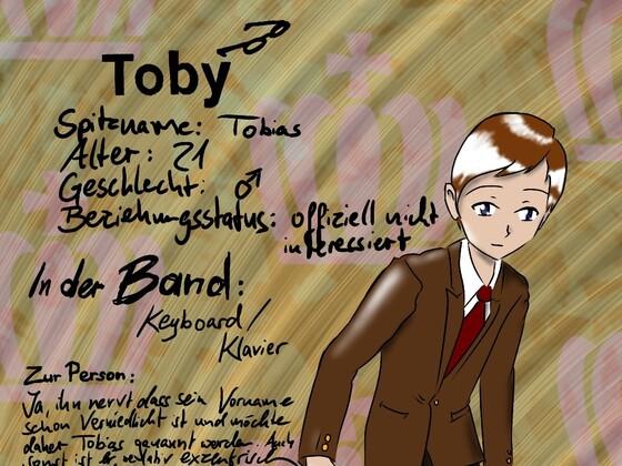 Toby - Steckbrief