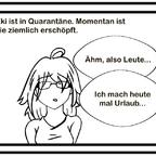 Eki's Lockdown Manga Nr. 26