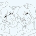 Diesseits - Cover Lineart Ver. 2