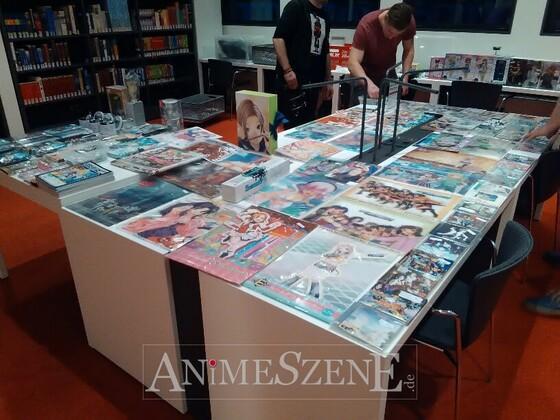 Animenacht Stand von Animeszene