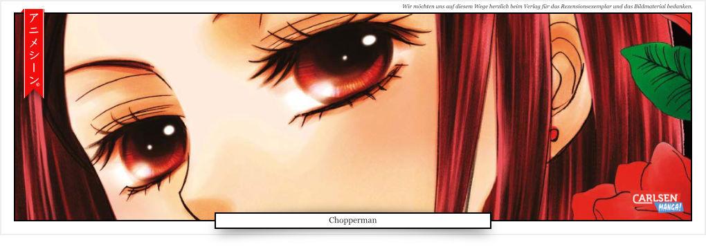 große rote Augen